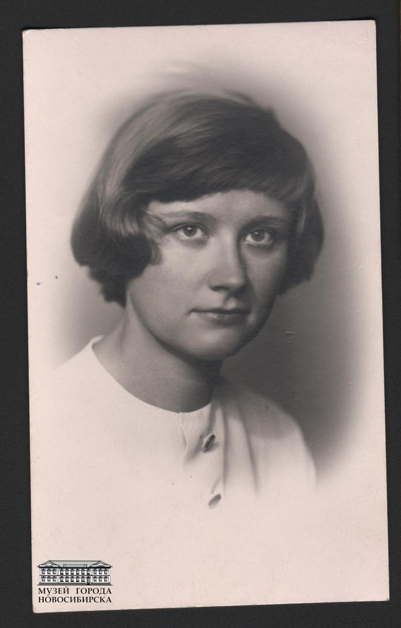 Выпускница ЛГБИ. 1960 г.