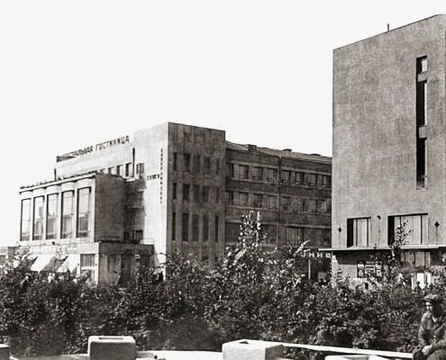 Центр, гостиница у Госбанка (1925-1926)-!