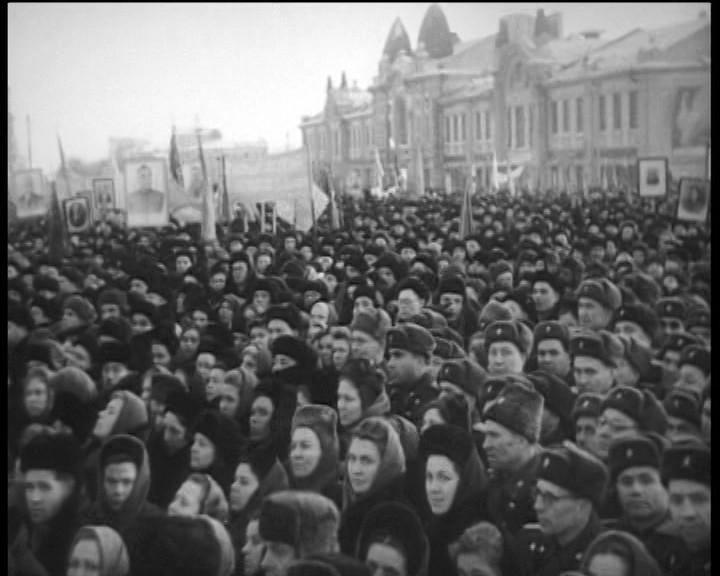 22 Митинг на пл Ленина
