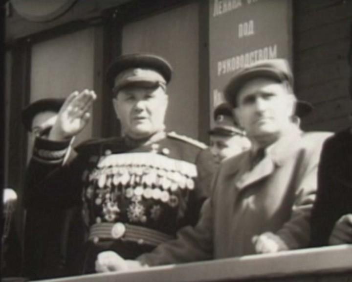 3.Первомай на пл Ленина