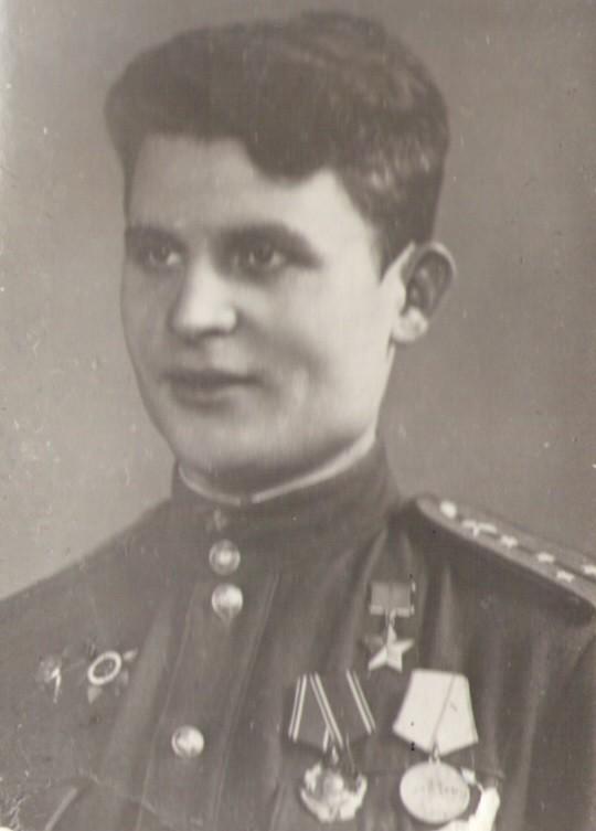 Бакуров, 1945
