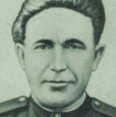 Бердышев Василий Архипович (1908-1981)