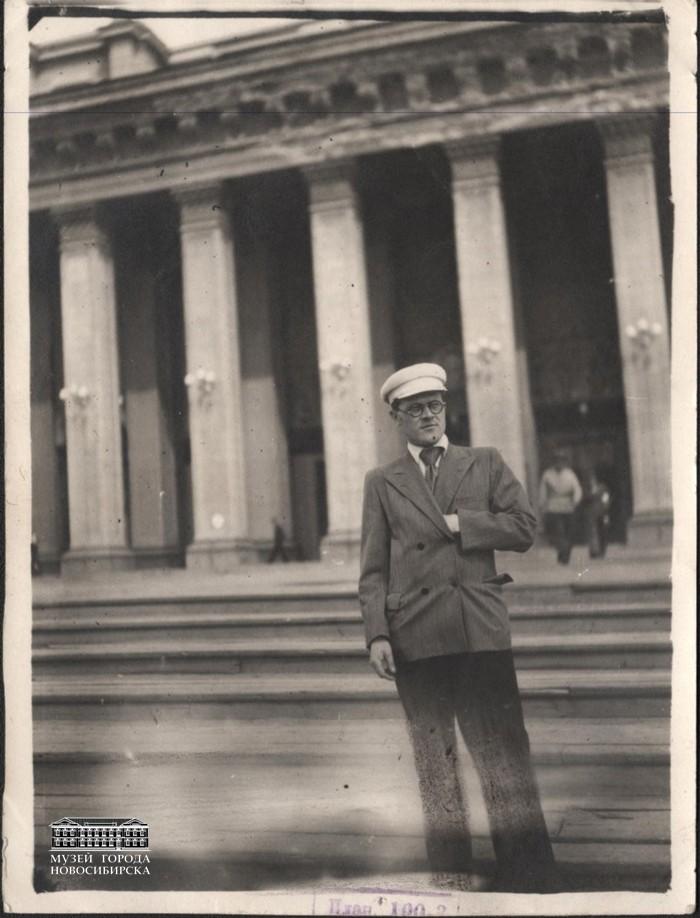 Борис Дмитриевич Шишкин. Оперный театр 11 июня 19447 года