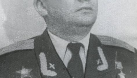 Домбровский Иван Александрович (1917-1974)