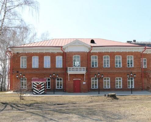 Фотография «Музей на набережной» Фото Е. Маляренко. 23 апреля 2019 года.
