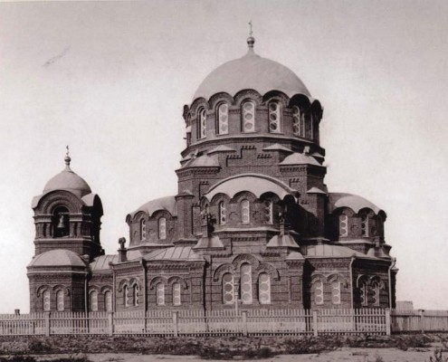Храм А. Невского.1899