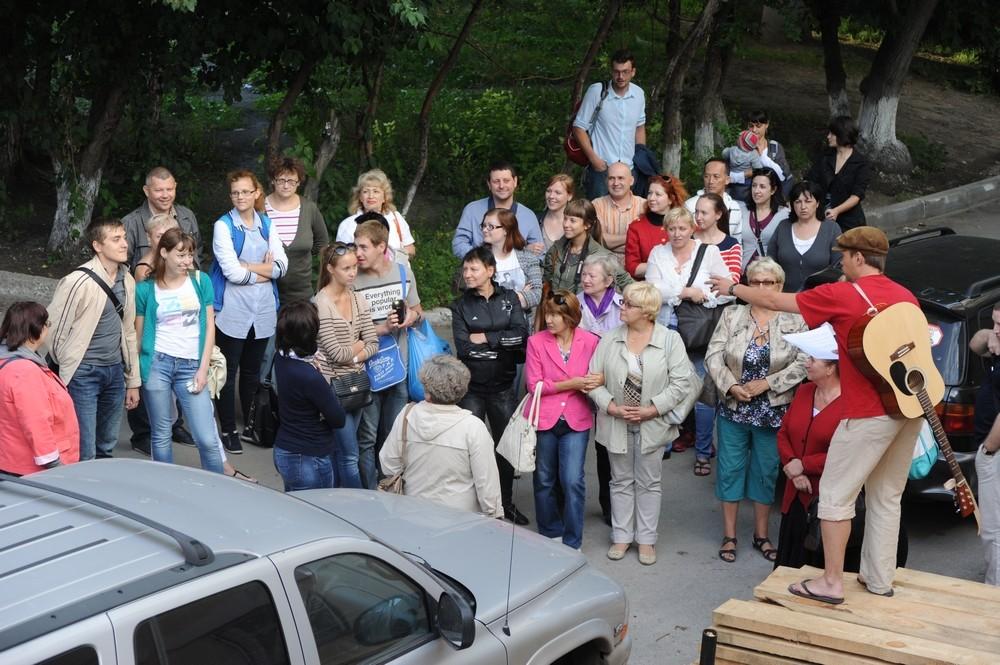 Хулганская экскурсия, фото Андрея Баулина