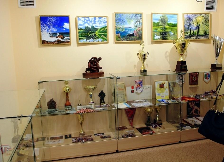 Выставка «Город наших побед»