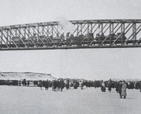 Испытание моста