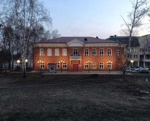 Фотография «Поздний вечер». Фото А. Волков. Апрель 2019 года.
