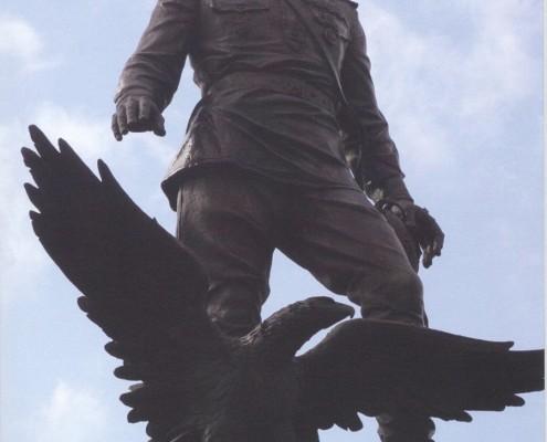 Памятник А.И.Покрышкину