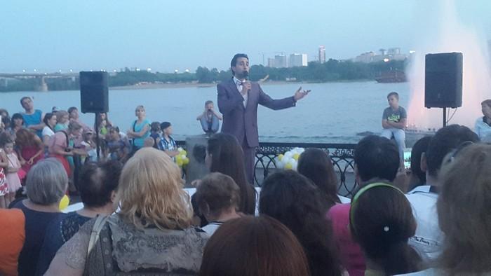 Первое историческое шоу Песни с фонтанами прошло 10 июня (2)