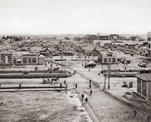 Площадь Ленина. Фото 1920-х гг