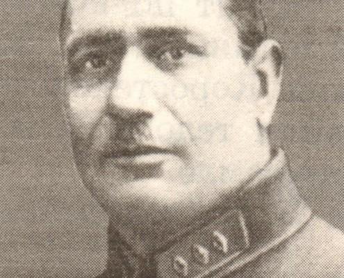 Щетинкин Петр Ефимович (1885-1927)