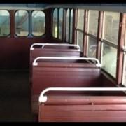 Салон трамвая 1951г. выпуска баннер