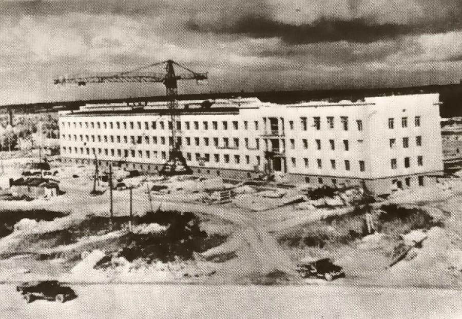новосибирск в 1950 году фото