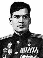 Тюленев Федор Васильевич (1918-1943)
