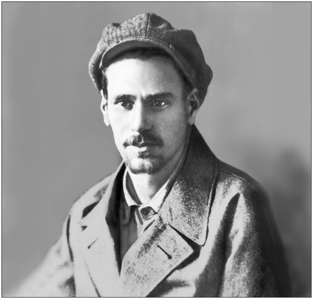 Юрий Кондратюк, конец 1930-х гг.