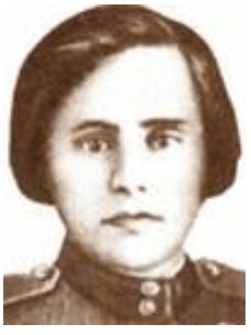Жилина Ольга Васильевна (1914-1944)