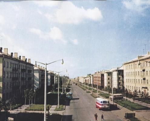 Академгородок, Морской проспект