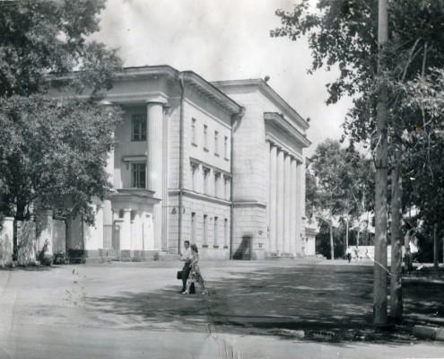 Фотография «Дом культуры железнодорожников».