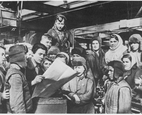 музей новосибирска письмо с фронта 1945_45_45