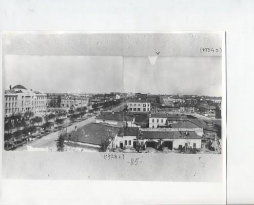Красный (Николаевский) проспект, 1928