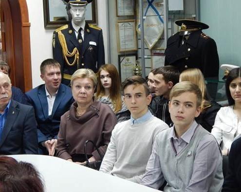 Юрий Владимирович, Светлана Михайловна Шелохвостовы