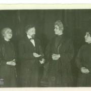 пьеса Голубое и розовое, - Брунштейн, режиссер - Н. А. Казбич