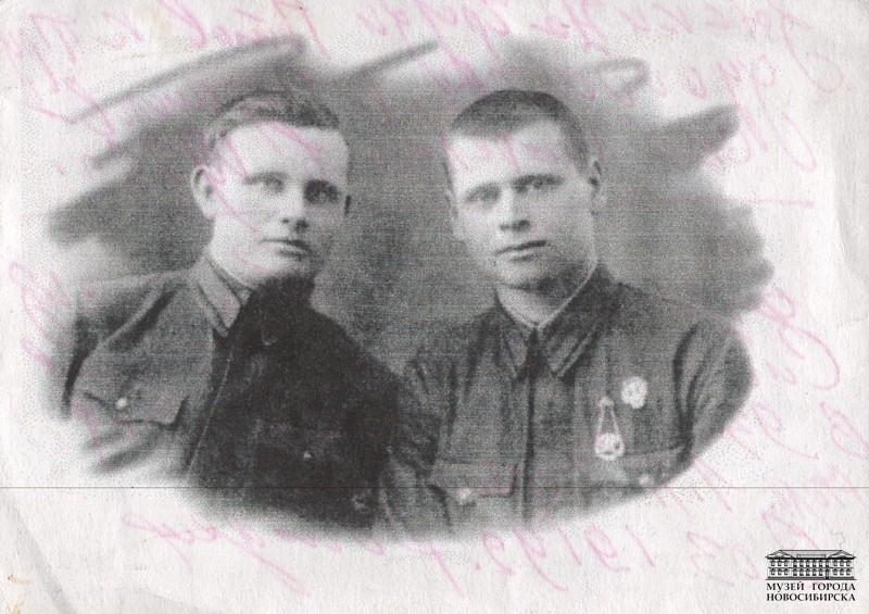 таким был призван в армию. 1939г